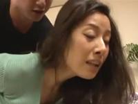 兄嫁の子宮に義理の弟が巨根を突き刺し精液を注ぐ寝取られレイプ