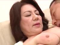 六十路熟女の義母は今日もぽっちゃり女体を激しく揺らす