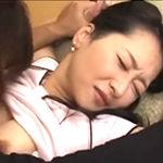 五十路の母が息子に襲われながら感じてしまう近親相姦