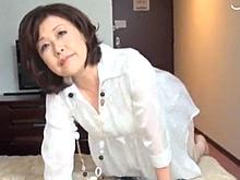 59歳のおばちゃんを熟女ナンパでゲットして六十路目前の女体を楽しむ