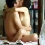 嫁とのセックスを盗撮していた旦那さん 生活感丸出しの民家で撮影された夫婦の営み