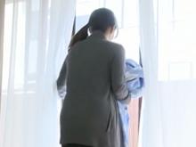 夫にはガードが固いのに隣のおじさんにはすぐにヤラせる巨根大好きな人妻