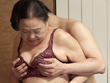 暇と性欲を持て余すおばあさんの70歳を過ぎても充実した性生活