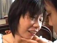 50代の巨乳熟女ナンパ動画 若者の巨根で喘ぎまくる五十路のおばさん