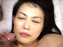他人の奥さんを寝取って汚す快感を味わうならやっぱり顔射