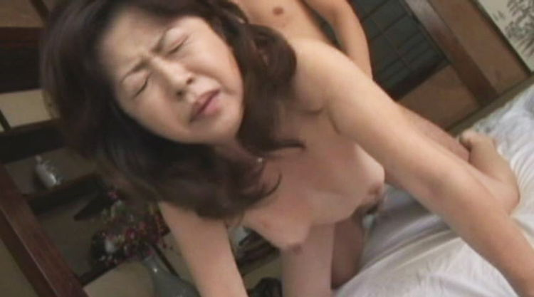 セックスがしたい還暦熟女…6