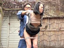 熟女の官能ドラマ 弱みを握られて男に犯された昭和の人妻